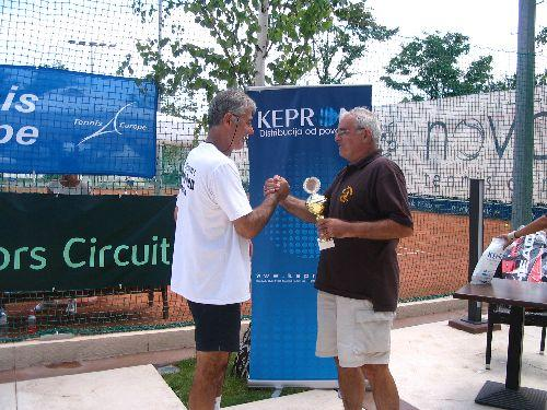 TENISKI VETERANI SRBIJE - Srbija Open 2011